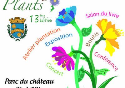 Salon du livre à Solliès du 8 mai 2019