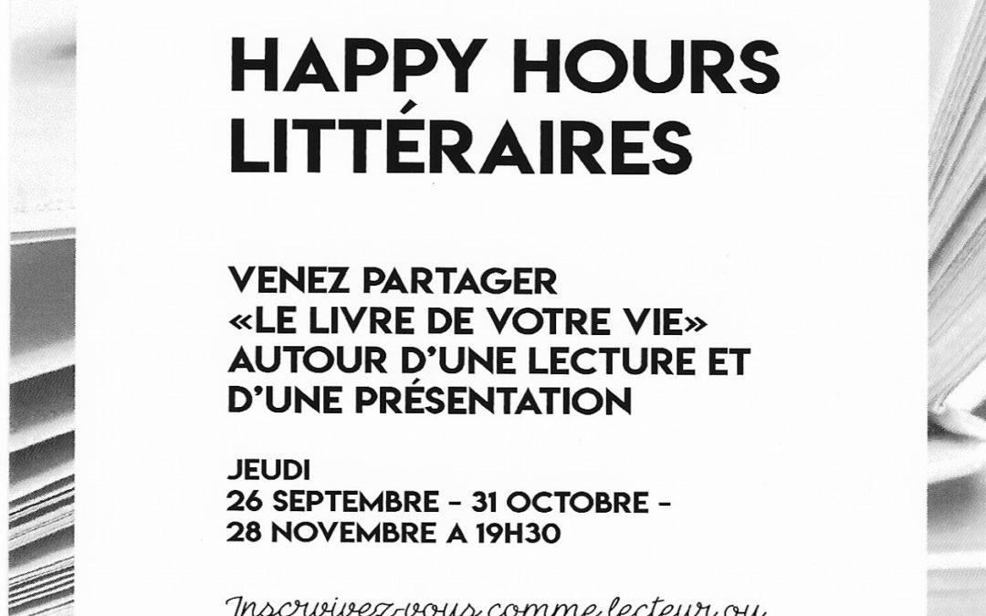 Lecture à la galerie d'art Elisabeth SERRE à Hyères