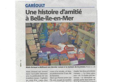 L'article VAR-MATIN Garéoult du 23 septembre 2020