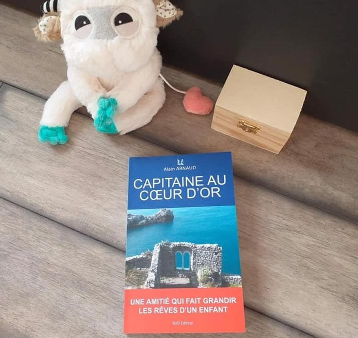 Publication de Maudbouquine sur « Capitaine au cœur d'or