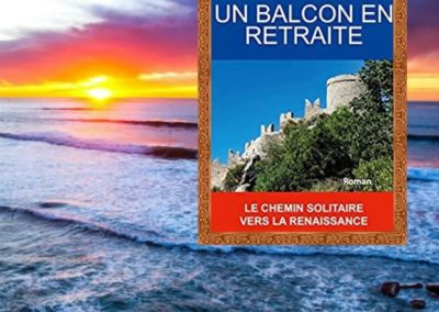 Les lectures de Cerise 74 sur « Un balcon en retraite »
