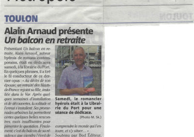Article VAR-MATIN Toulon du 10 août 2021