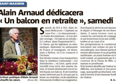 Article VAR-Matin Saint-Maximin de Belinda CUNAT-MAUDIEU
